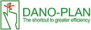 Dano-Plan - Planlægningstavler til effektivisering, Logo